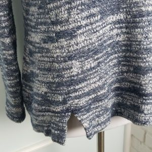 aerie Tops - Aerie heathered cowl neck pullover